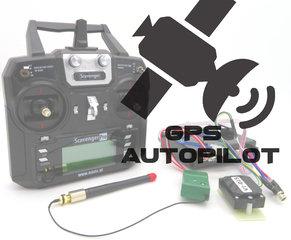 Bait Boat GPS Autopilot