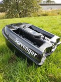 Navic Scavenger Bait Boat with Lead Battery_