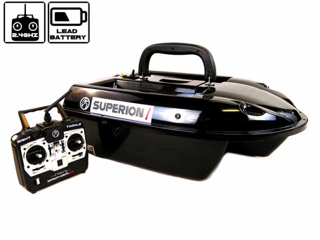 Sight Tackle Superion I Bait Boat with Lead Battery