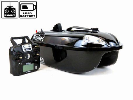 Navitec V2 Baitboat with Lead Battery