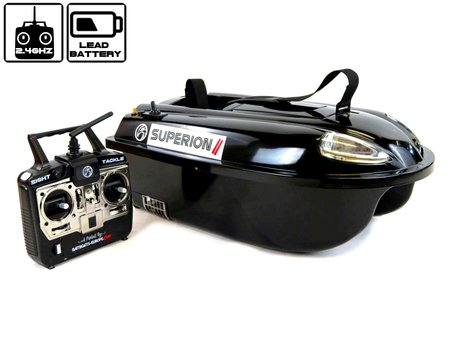Sight Tackle Superion II Bait Boat with Lead Battery