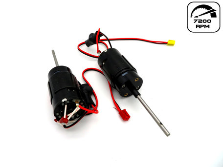 Lakemaster M2 Baitboat Motor Upgrade Set (7200RPM)