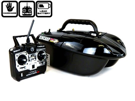 V4 Sight Tackle Baitboat with Lead Battery