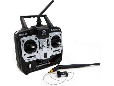 V2 Remote Control with Receiver and Antenna 2.4gHz Digital (AVAILABLE END JAN)