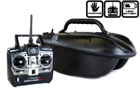 Sight Tackle V4 Baitboat with Lead Battery