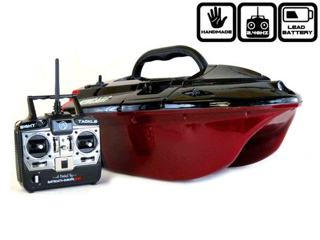Skarp S60 V3 Baitboat with Lead Battery