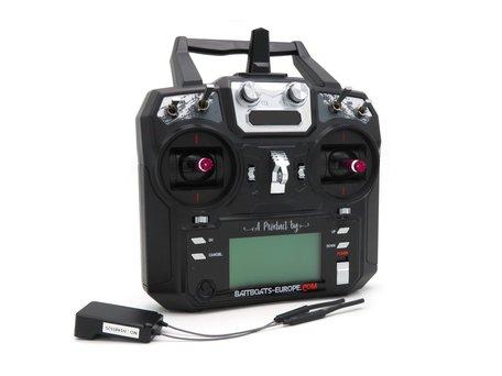 V4 Baitboat Digital Remote and Receiver
