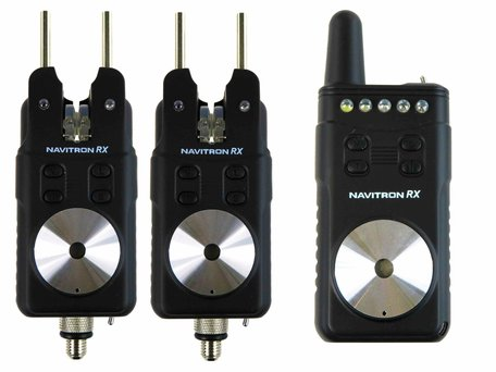 Sight Tackle Navitron RX 3+1 bite alarm set