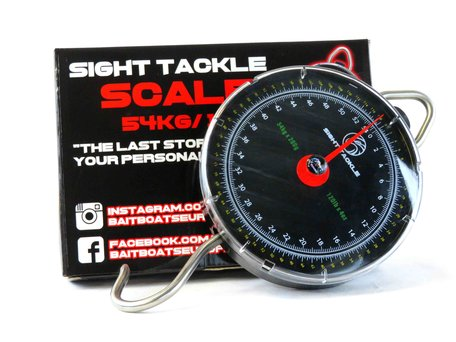 Sight Tackle Weighing Scale 120lb