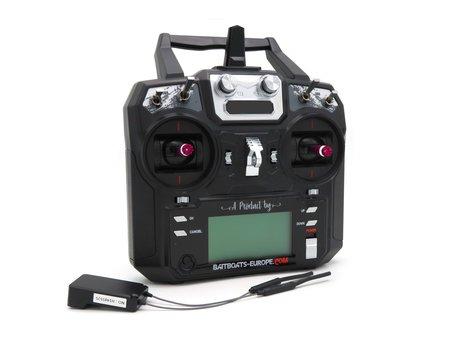V6 Baitboat Digital Remote and Receiver