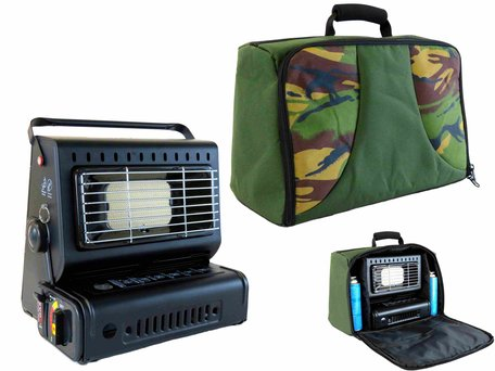 Sight Tackle Heater with Bag