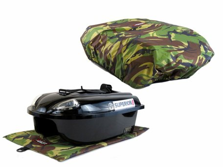 Sight Tackle Baitboat Protection Cover + Protection Mat