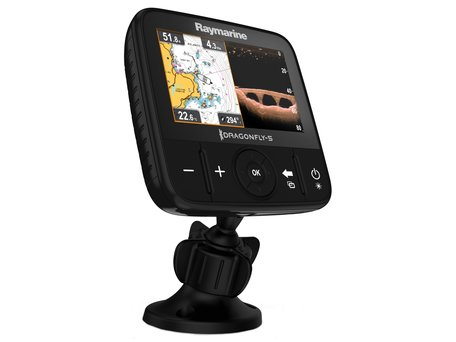 Raymarine Dragonfly 5 Pro GPS Fishfinder