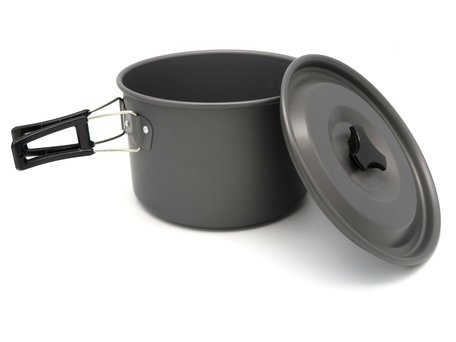 Sight Tackle Cooking pan with Lid (Large)