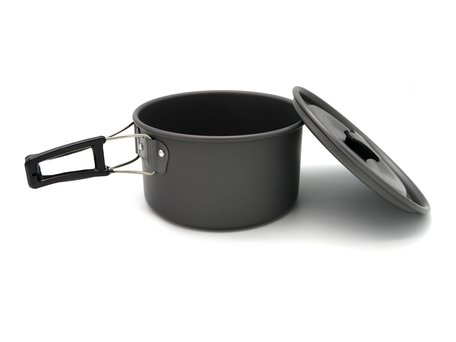 Sight Tackle Cooking pan with Lid (Medium)