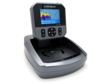 LuckySmart LBT-1-GPS Color Fishfinder & GPS (Pre Order)