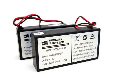 Skarp S60/ iCatcher Bait Boat Lithium ION Battery 12v 20aH