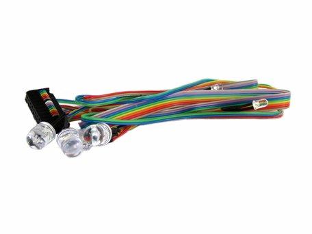 V4 Baitboat LED Loom