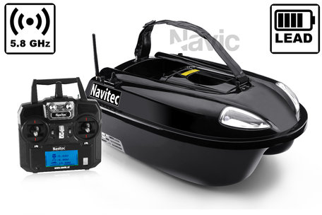 Navic Navitec Bait Boat with Lead Battery