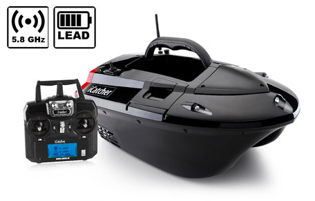 Navic iCatcher Bait Boat with Lead Battery