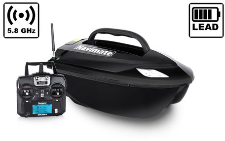 Navic Navimate Bait Boat with Lead Battery