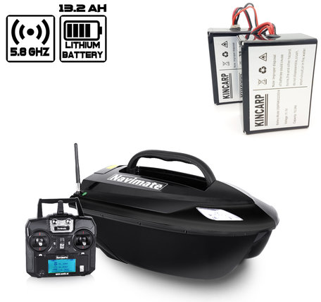 Navic Navimate Bait Boat with Lithium ION Battery