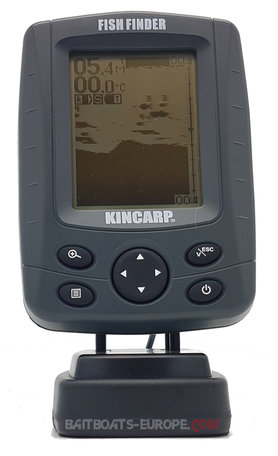 Z Navic Black and White Fishfinder
