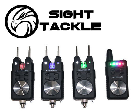 Sight Navitron RX 3+1 bite alarm set