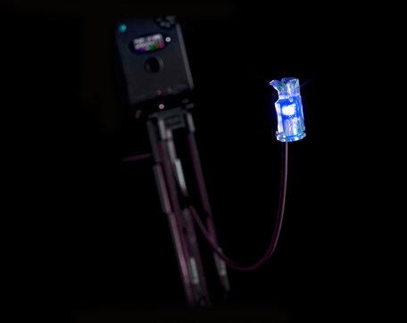 Delkim Nitelite Pro Hanger | Electric Blue