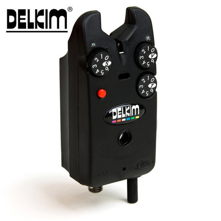 Delkim TXI PLUS Bite Alarm | Red (DP025)