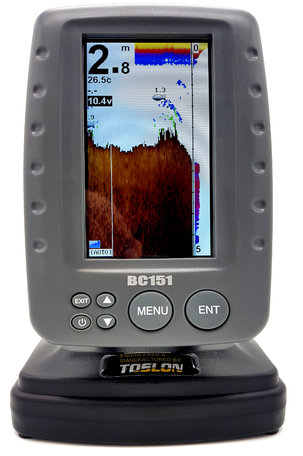 Z Navic BC151 Color Fishfinder