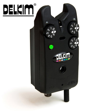 Delkim TXI PLUS Bite Alarm | Green (DP026)