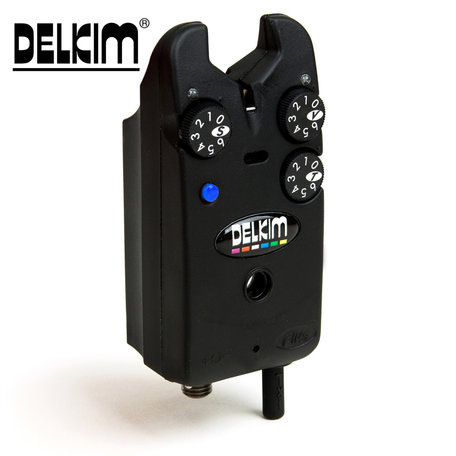 Delkim TXI PLUS Bite Alarm | Blue (DP028)