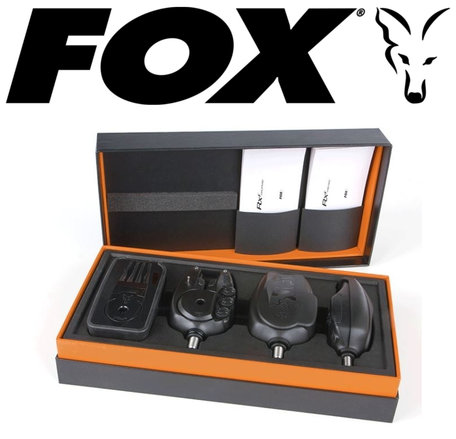 Fox RX+ Micron 3 Rod Presentation Set 2019