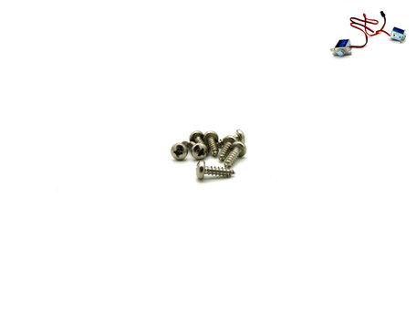 V1 Bait Boat Screws for Hopper Magnetset (8 pieces)