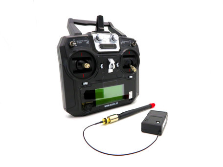 V2 Remote Control with Receiver and Antenna 5.8gHz Digital