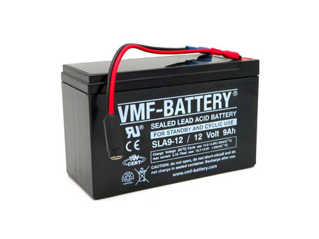 VMF Baitboat Lead Battery 12volt 9ah