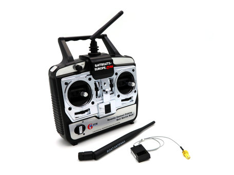 V2 Remote Control with Receiver and Antenna 2.4gHz Digital