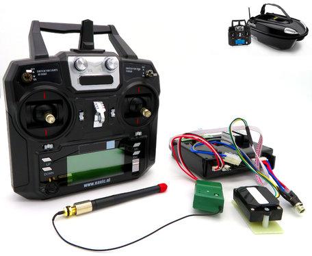 V2 Bait Boat GPS Autopilot Kit
