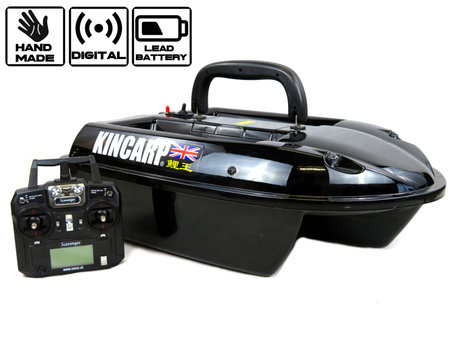 Waverunner MK4 Realtree Bait Boat with Lead Battery