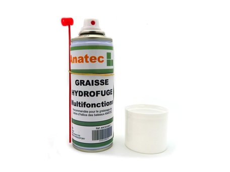 Anatec Baitboats Grease Spray for the Axel (ANCEA3001)