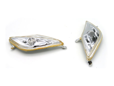V6 Baitboat LED Frontlight Covers (2 pieces)