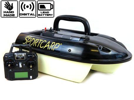Waverunner MK4 Bait Boat with Lead Battery