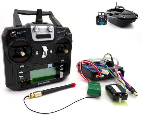 V3 Bait Boat GPS Autopilot Kit
