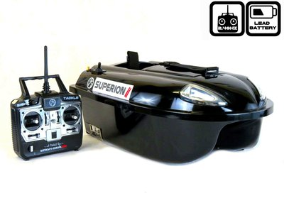 sight tackle voerboot superion II