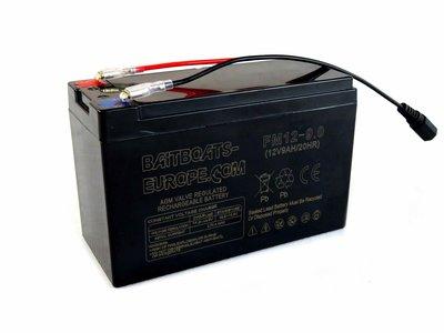quad transporter baitboat lead battery