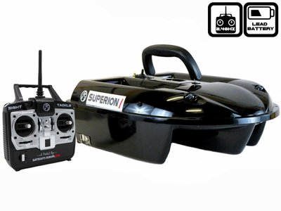 sight tackle superion voerboot