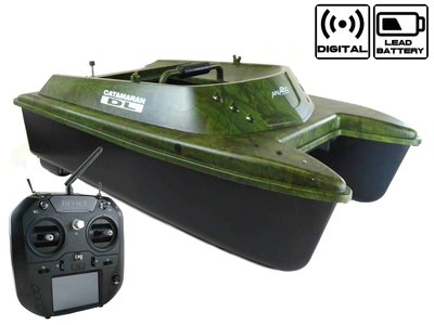 Anatec Catamaran with Lead Battery